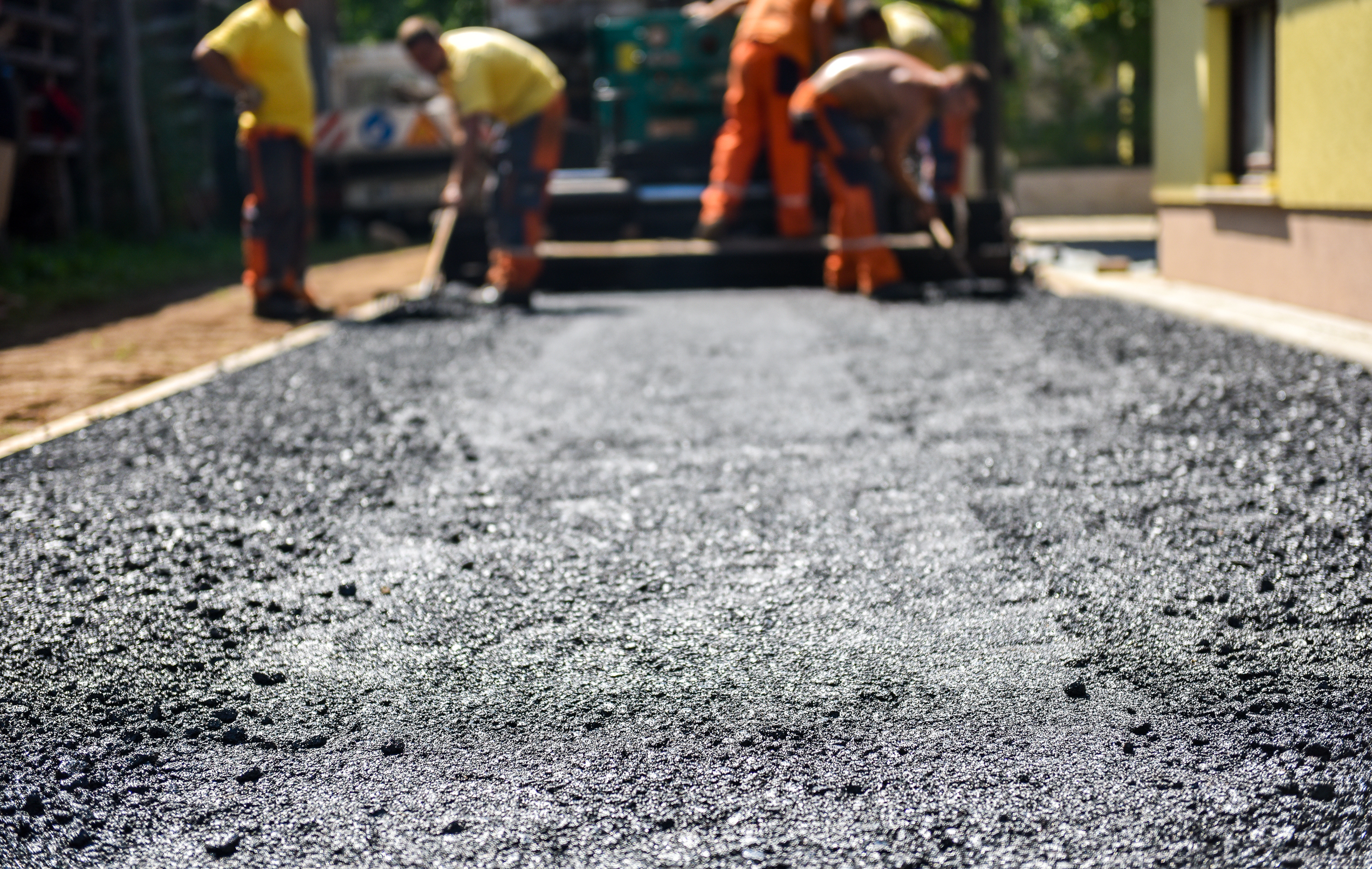 5 Types of Asphalt Pavement