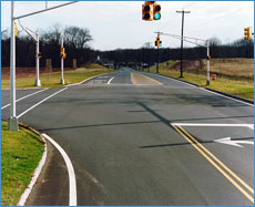 Award winning project - Amwell intersection