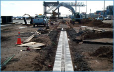 APM Terminals — Elizabeth Wharf Improvements Phases I & II
