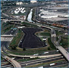 EWR 154.138 — Parking Lot at Interchange 13A