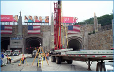Crisdel project Holland Tunnel Port Authority